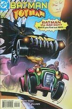 Batman Toyman #2 Comic 1998 - DC Comics - Robin Catwoman Nightwing Gotham