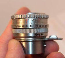 Kodak Anastigmat 15mm F2.7 16mm Lente Cine