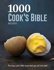 Cook's Bible by Bonnier Books Ltd(Spiral bound)