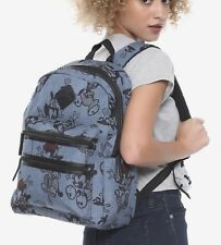 Animaniacs All Over Print School Book Bag Backpack