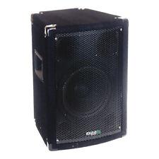 "Ibiza Sound DISCO8B Passive 8"" Speaker 300W DJ House Party Sound System"