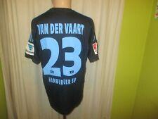 Hamburger SV Adidas Ausweich Trikot 2013/14 + Nr.23 van der Vaart Gr.M TOP