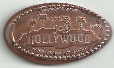 Universal Studios Hollywood Elongated Penny