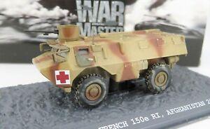 War Master 1/72 Saviem v.a.b 150th Reg. d`infanterie France Afghanistan TK0049