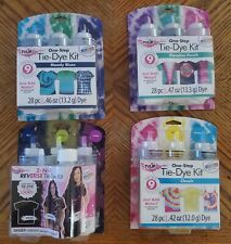 🎉Tulip® One-Step Tie-Dye Kit 3 pack 4 Different choices🎨