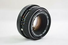 PENTAX K-MOUNT SMC PENTAX-M 50MM F2 PRIME CAMERA LENS (NEAR MINT)