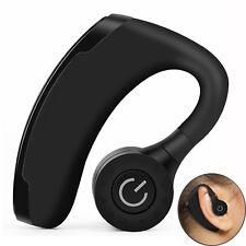 Bluetooth Headset Hd Stereo Earphone Wireless Earpiece Full Compatible Headphone