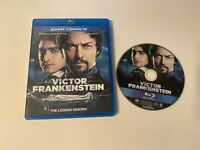 Victor Frankenstein (Bluray, 2015) [BUY 2 GET 1]