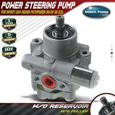New Power Steering Pump for Infiniti QX4 Nissan Pathfinder 3.3L 96-00 491100W000