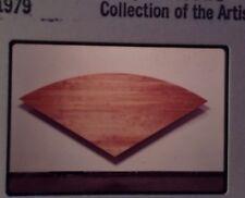 "Ellsworth Kelly ""Untitled Birchwood""35mm Slide-Color Field-Hard Edge Painting"