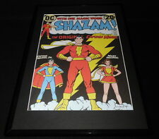 Shazam #3 DC Framed 11x17 Cover Poster Display Official Repro