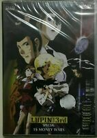 Lupin III - The 3rd Special - 1$ Money Wars (1999) DVD Shin Vision