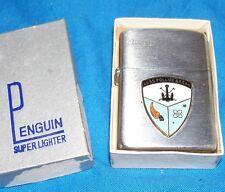 USS Pollux AKS4 Penguin Super Lighter Cigarette USN Navy Ship AKS-4 WWII Vietnam