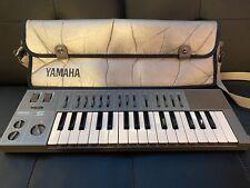 Yamaha Cs01 Analog Monophonic Synthesizer Keyboard Vintage W/ origina Carry Bag