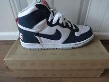 Nike Big Hi Para Hombre Zapatillas Sneakers zapatos 336608 112 UK 7 EU 41 nos 8 Nuevo + Caja