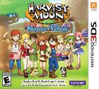 Harvest Moon: Skytree Village [Nintendo 3DS, NTSC, Natsume RPG Simulation] NEW