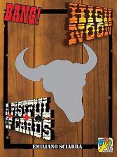 BANG! : HIGH NOON + A FISTFUL OF CARDS Espansione Gioco di Carte da Tavolo Ita