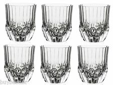 Conjunto de 6 RCR Adagio 35cl Whisky Vasos De Cristal Luxion - 25745020006