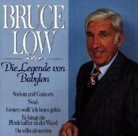 """BRUCE LOW """"DIE LEGENDE VON BABYLON"""" CD NEUWARE"""