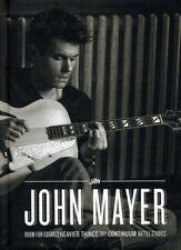 John Mayer - John Mayer Bookset [CD] Sent Sameday*