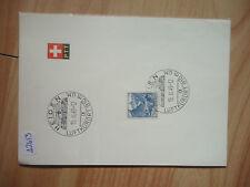 Switzerland 1949 PTT Leaflet (SG 494) Heiden (Special SHS)