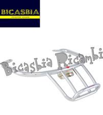 """10994 BACA TRASERO """"70 S"""" CROMADO VESPA 125 200 250 300 GT GTS GT"""