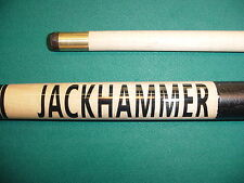 SAVE 90% WOBBLE JACKHAMMER JUMP BREAK CUE pool billiards 13-1562-015