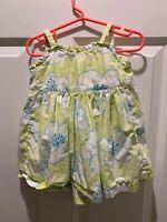 Gymboree baby girl 6-12 Month Dress