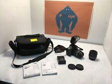 Sony Alpha a330 Digital SLR Camera + 18-55mm f/3.5-5.6 (SAL1855) Lens! J2634