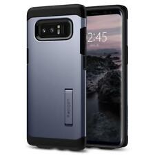 Galaxy Note 8 Case Genuine Spigen Heavy Duty Tough Armor Hard Cover for Samsung Orchid Gray