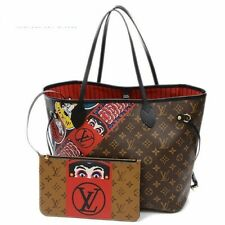 Louis Vuitton Kabuki Neverfull MM Monogram Canvas