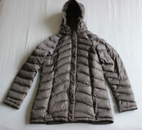 The North Face TNF Women's Navy Down Coat Jacket Size S Small Used Condition