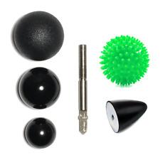 Jigsaw Massage Adapter Bit Percussion Massager Tip Worx Black & Decker Ryobi Set