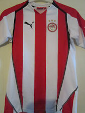 Olympiacos 2005-2006 Home Football Shirt Size Small Adult /39403
