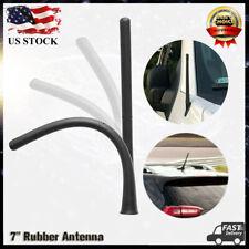 7 Short Black Antenna Mast Radio Amfm For Ford F 150 F150 2009 2021 F250 New
