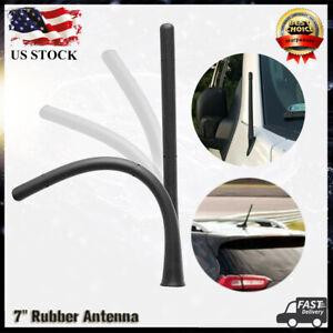 "7"" Short Black Antenna Mast Radio AM/FM for FORD F-150 F150 2009-2021 F250 New"