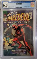 Daredevil 10 (CGC 6.0) 1st appearance of the Ani-Men; Organizer; Wally Wood