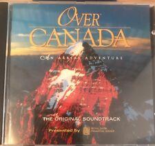 Over Canada Original Soundtrack CD Blue Rodeo Loreena McKennitt Rankins Etc