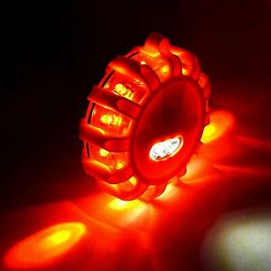 Vehicle Emergency Breakdown Hazard Warning LED Beacon / Strobe Light /Road Flare