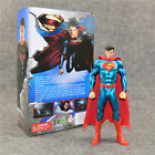 "DC COMICS/ FIGURA SUPERMAN 18 CM- ACTION FIGURE 7"" WITH BOX"