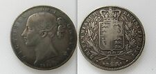 Collectable 1844 Queen Victoria Crown - Cinquefoil On Edge Stops - Lot 1
