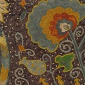 Lewis and Wood - Joseph - Spice - Fabric Remnant - 30cm x 133cm - Face Masks