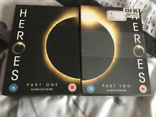 Heroes Season 1 DVD 7-Disc Set new
