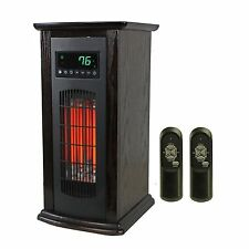 LifeSmart LifePro 3 Element Portable Electric Infrared Quartz Tower Space Heater