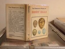 Observers Book Of Birds Eggs 1977