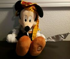 New listing Disney Store Pirate Mickey Mouse 18� Stuffed Plush Toy Spyglass Earring I1