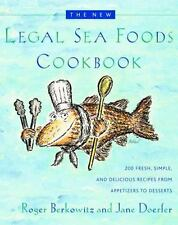 The New Legal Sea Foods Cookbook by Jane Doerfer and Roger Berkowitz (2003,...