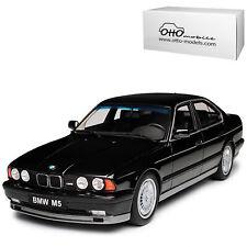 BMW 5er E34 M5 Phase 1 Limousine Schwarz 1987-1996 Nr 690 1/18 Otto Mobile Model