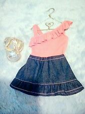 American Girl Doll Skirt, Matching Top, And Sandals SALE!!