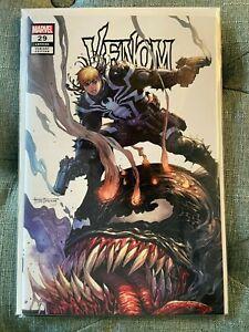Venom #29 Tyler Kirkham Exclusive Secret Trade Variant NM Beauty!